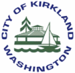 kirkland roof cleaning city logo