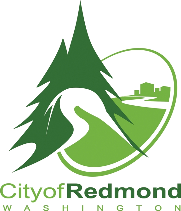 redmond roof cleaning city logo