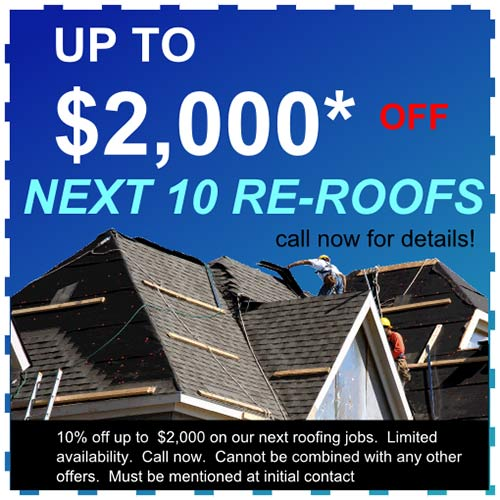 Pro Long Roof Care Roof Replacement