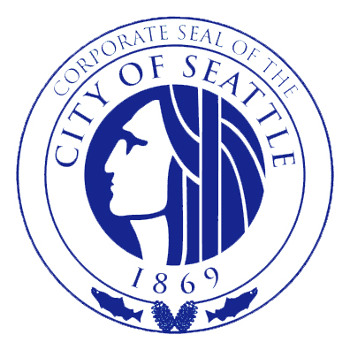 seattle roof cleaning city logo