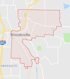 Woodonville territory map
